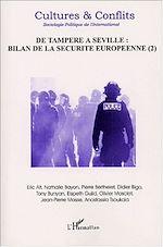 Download this eBook DE TAMPERE A SEVILLE : BILAN DE LA SÉCURITÉ EUROPÉENNE (I)