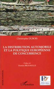 Téléchargez le livre :  La distribution automobile et la politique européenne de concurrence