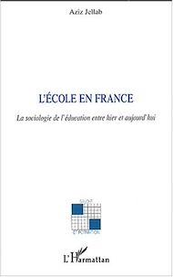 Téléchargez le livre :  L'école en France