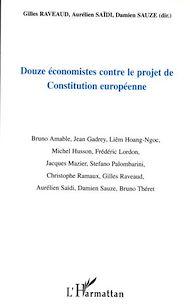 Téléchargez le livre :  Douze économistes contre le projet de Constitution européenne