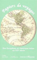 Download this eBook Papiers de voyages