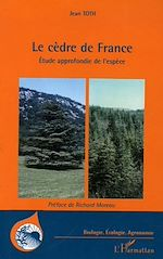 Download this eBook Le cèdre de France