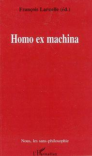 Téléchargez le livre :  Homo ex machina