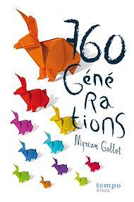 Téléchargez le livre :  760 Générations