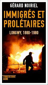 Téléchargez le livre :  Immigrés et prolétaires