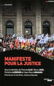 Téléchargez le livre :  Manifeste pour la Justice