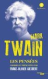 Télécharger le livre :  Pensées de Mark Twain