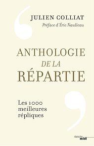 Téléchargez le livre :  Anthologie de la répartie