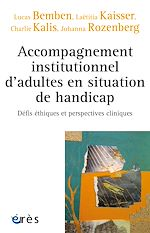 Download this eBook Accompagnement institutionnel d'adultes en situation de handicap