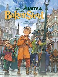 Téléchargez le livre :  Les Quatre de Baker Street - Tome 02