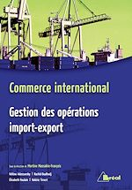 Download this eBook Commerce international - Gestion des opérations import-export