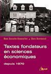 Télécharger le livre :  Textes fondateurs en sciences économiques depuis 1970