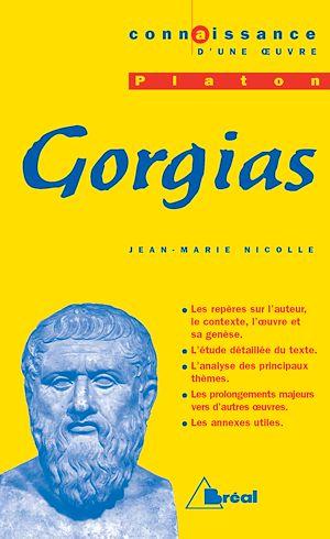 Téléchargez le livre :  Gorgias - Platon