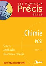 Download this eBook Chimie PCSI