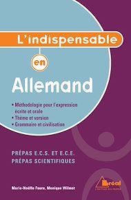 Téléchargez le livre :  L'indispensable en allemand