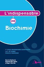 Téléchargez le livre :  L'indispensable en biochimie
