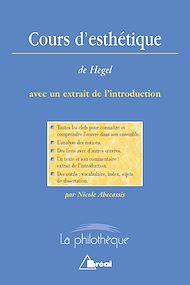 Téléchargez le livre :  Cours d'esthétique - Hegel