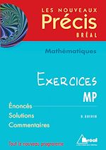 Download this eBook Mathématiques MP - Exercices