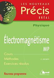Téléchargez le livre :  Electromagnétisme MP