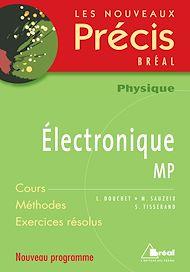 Téléchargez le livre :  Electronique MP
