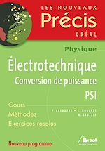 Download this eBook Electrotechnique PSI