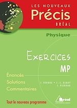 Download this eBook Physique MP - Exercices