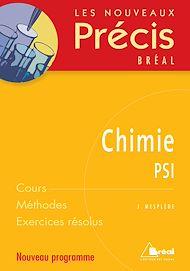 Téléchargez le livre :  Chimie PSI
