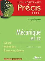 Download this eBook Mécanique MP-PC