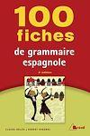 Télécharger le livre :  100 fiches de grammaire espagnole