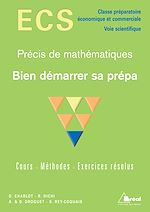 Download this eBook Bien démarrer sa prépa ESC