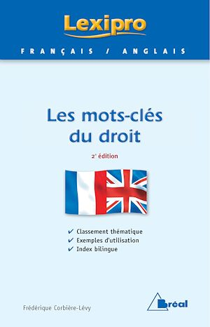 Téléchargez le livre :  Les mots-clés du droit- Anglais