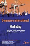 Télécharger le livre :  Commerce international - Marketing
