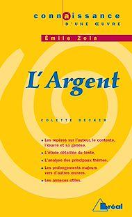 Téléchargez le livre :  L'Argent - Zola