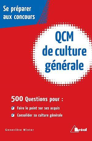 Téléchargez le livre :  QCM de culture générale