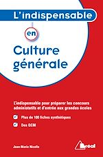 Download this eBook L'Indispensable en culture générale