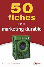 Download this eBook 50 fiches sur le marketing durable