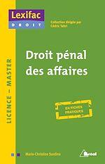 Download this eBook Droit pénal des affaires