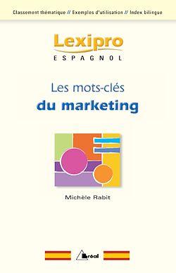 Les mots-clés du marketing - Espagnol