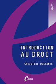 Téléchargez le livre :  Introduction au droit