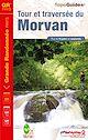 Télécharger le livre : Tour et Traversée du Morvan - 15 jours de randonnée