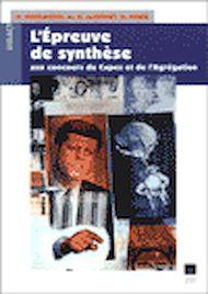 Téléchargez le livre :  L'épreuve de synthèse. Capes et Agrégation d'anglais