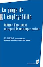 Download this eBook Le piège de l'employabilité