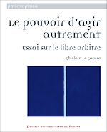 Download this eBook Le pouvoir d'agir autrement