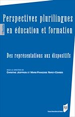 Download this eBook Perspectives plurilingues en éducation et formation