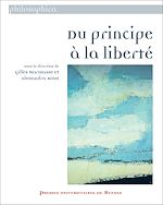 Download this eBook Du principe à la liberté