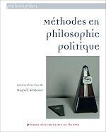 Download this eBook Méthodes en philosophie politique