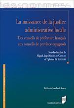 Download this eBook La naissance de la justice administrative locale
