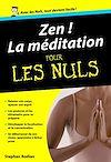 Télécharger le livre :  Zen ! La Méditation Poche Pour les Nuls