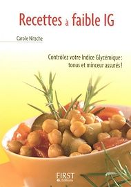 Téléchargez le livre :  Le Petit Livre de - Recettes à faible IG (Indice glycémique)