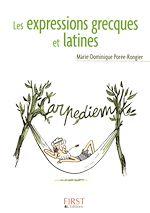 Download this eBook Petit livre de - Les expressions grecques et latines